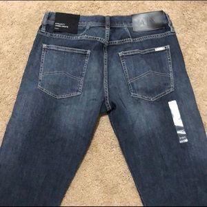 Men's New Armani Exchange Jeans